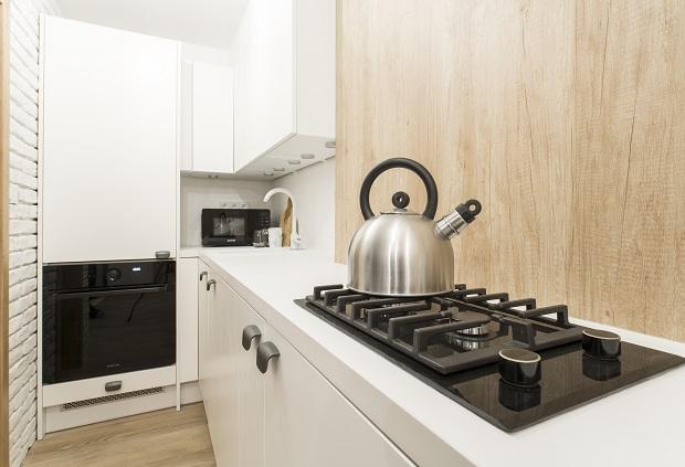 Oresi kuchyně - plynový vařič s konvicí