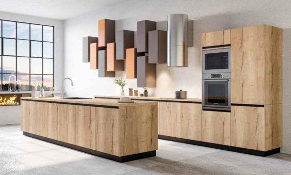 Dolti Collection dřevodekory v kuchyni
